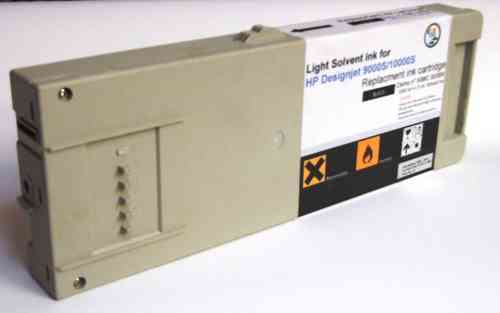CARTUCCIA COMPATIBILE HP 9000/10000S N. 790 LIGHT SOLVENT